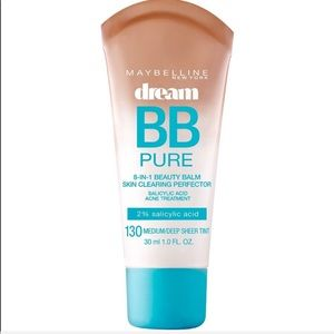 Maybelline Dream Pure BB Creams Medium/Deep